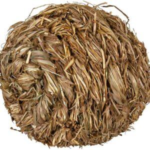 palla di erba per piccoli roditoriper